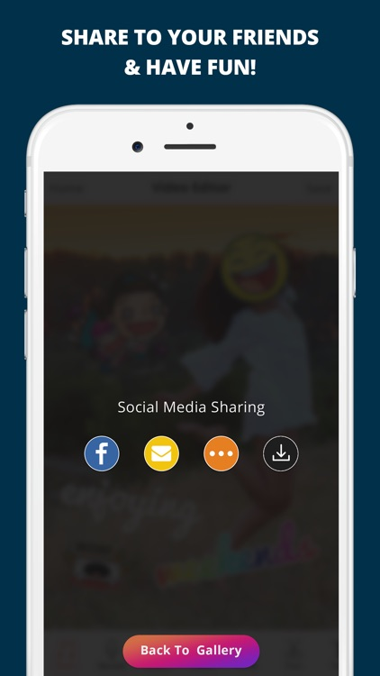 VLINT Video Editor for Instagram & YouTube screenshot-4