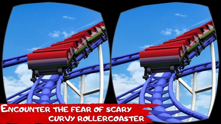 VR Roller Coaster - Tour for Google Cardboard