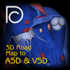 3D Road Map to ASD & VSD