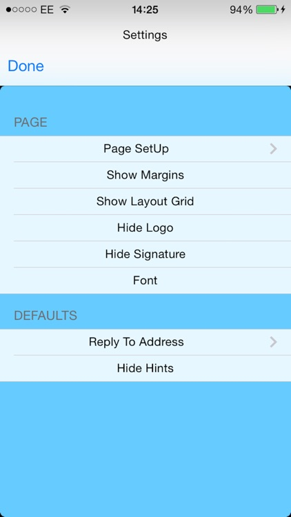 Quick Letters Pro - for Personal & Business Letters screenshot-3