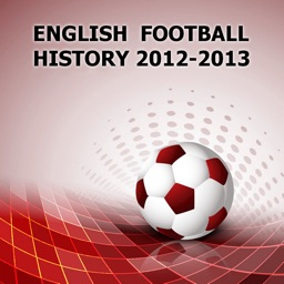 English Football History 2012-2013