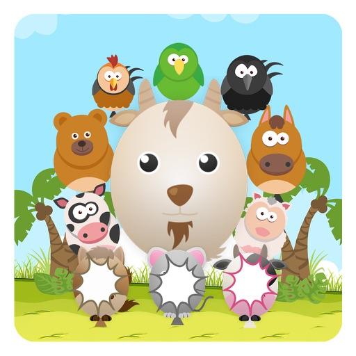 Animal Pop Popper - Balloon Popping Farm Fun Kids iOS App