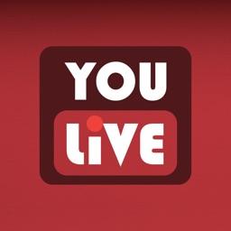 You Live : Live Broadcasting