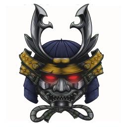 Samurai Katana Jumper