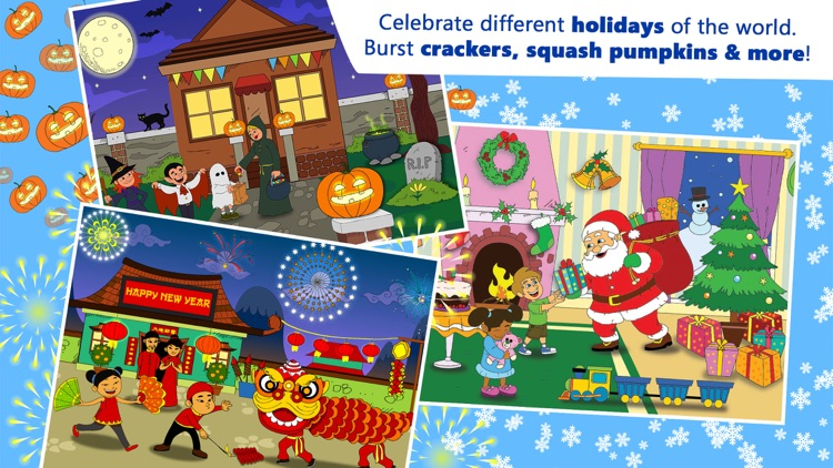 Buzzle - Educational Game for Toddlers screenshot-3