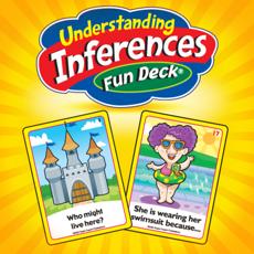 Activities of Understanding Inferences Fun Deck