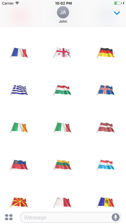 Euro Flags screenshot-2