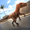 Jurassic Pets . Hungry Dinosaur Animal Racing Game For Kids Free