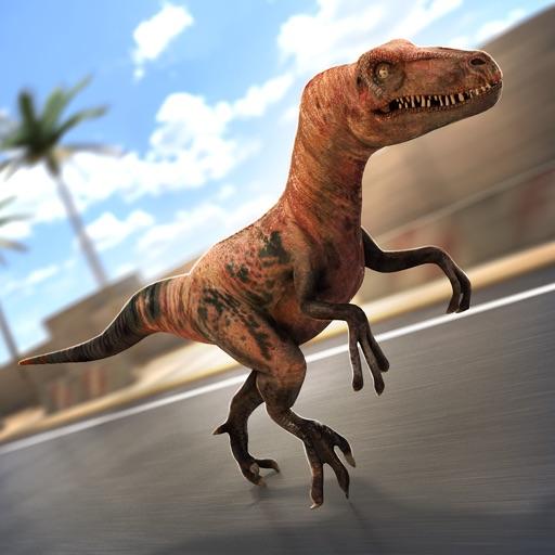 Baixar Dino Ataque . Os Melhores Jogos de Corridas 3D para Crianças Grátis para iOS