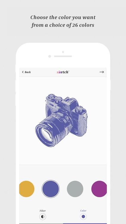 SketchPlus  -  pen, picture, sketch effect, art
