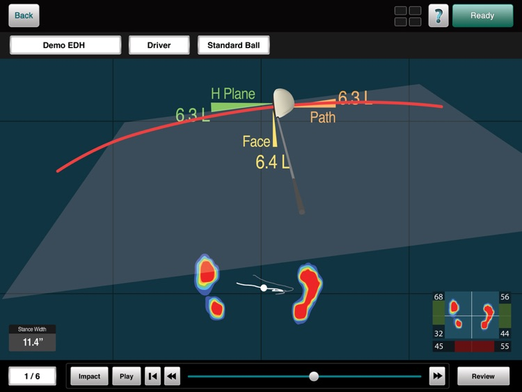 FlightScope VX screenshot-3