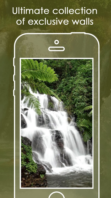 Waterfalls Wallpaper | Best Nature Backgrounds