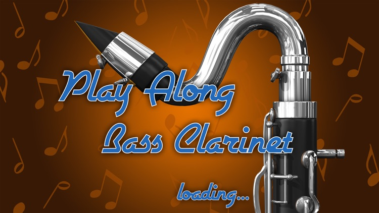 PlayAlong Bass Clarinet