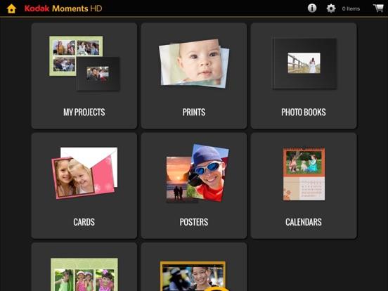 KODAK MOMENTS HD Tablet App  - AppRecs