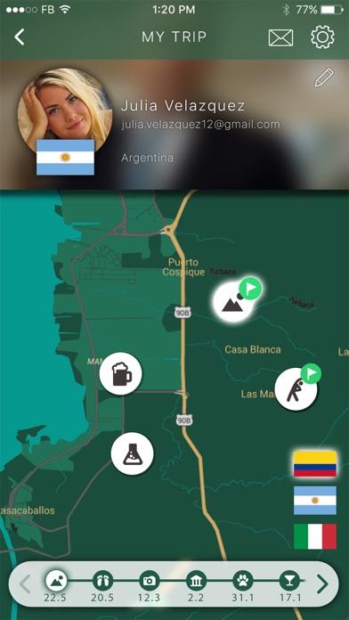 NeverLost - Backpackers Travel Smarter screenshot three
