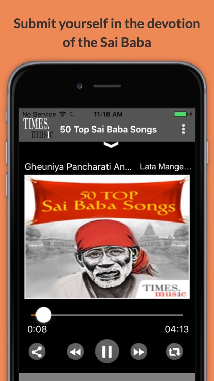 50 Top Sai Baba Songs screenshot-2