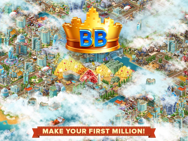 Big Business: Economic & Strategy Game screenshot-4