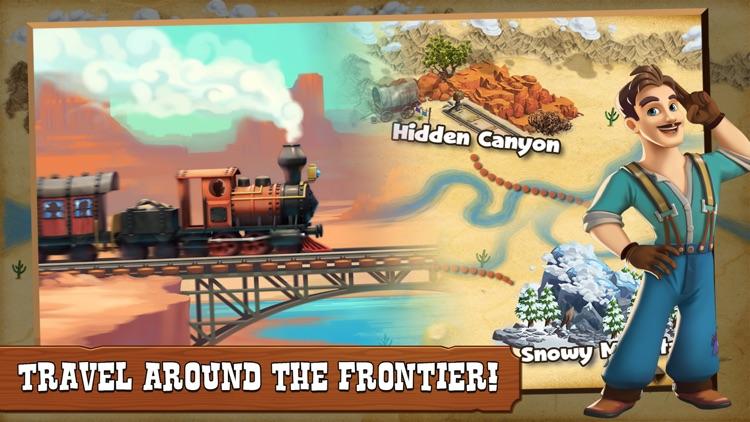 Westbound: Pioneer Adventures screenshot-3