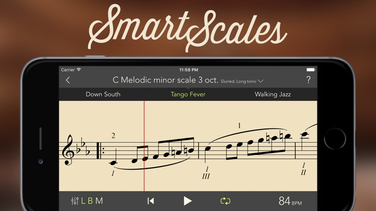 SmartScales - backing tracks suitable for ABRSM screenshot-0