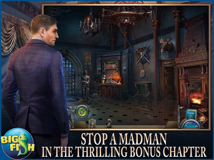 Punished Talents: Stolen Awards HD - A Mystery Hidden Object Game (Full) screenshot-3