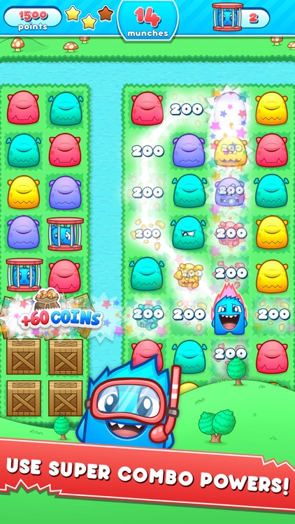 Monster Mania screenshot-3