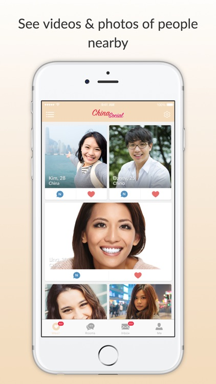 China Social - Dating & Chat with Chinese Singles