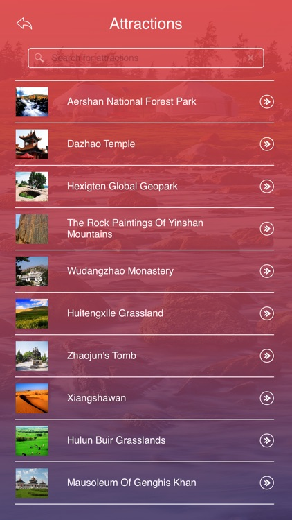 Mongolia Tourist Guide screenshot-2