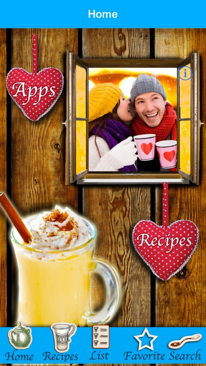 Christmas Recipes - Winter Drinks for Christmas & Holiday Season
