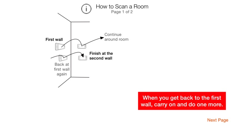 RoomScan Pro - The app that draws floor plans by itself