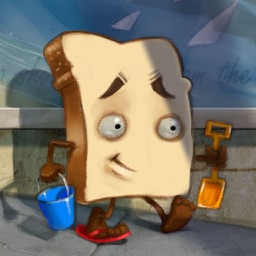 Slice of Bread goes to the Beach