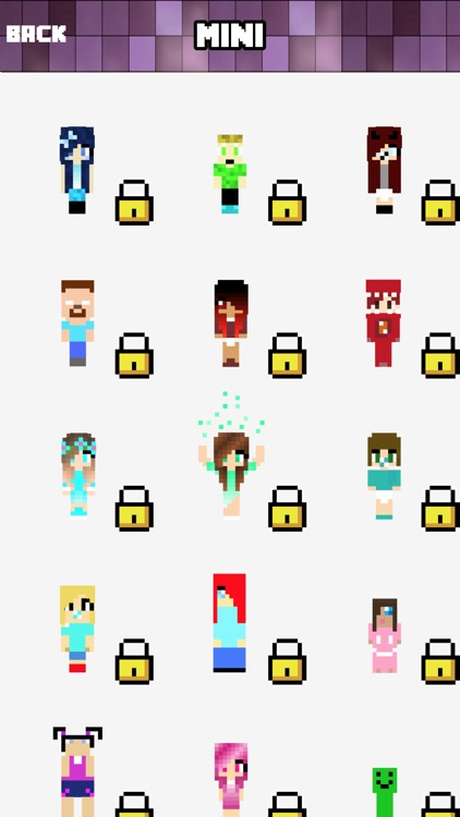 APHMAU SKINS FREE MC Diaries Skin for Minecraft PE screenshot-4