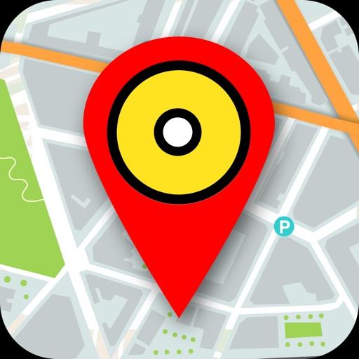 Go Tracker - Live Map for Pokémon GO by FU XIAO LONG