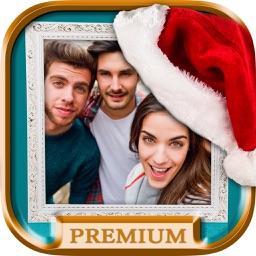 Merry Christmas Photo Frames Editor - Pro