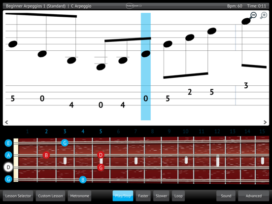 Learn & Practice Bouzouki Music Lessons Exercises screenshot three