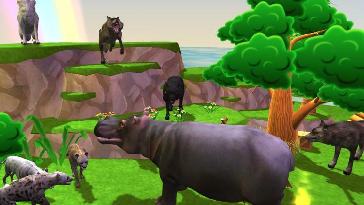 Wild Animal Zoo simulator screenshot-3