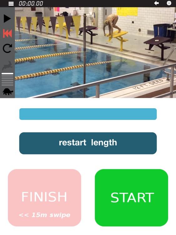 SwimHero RA screenshot-3