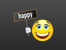Smiley Expressions stickers pack for iMessage