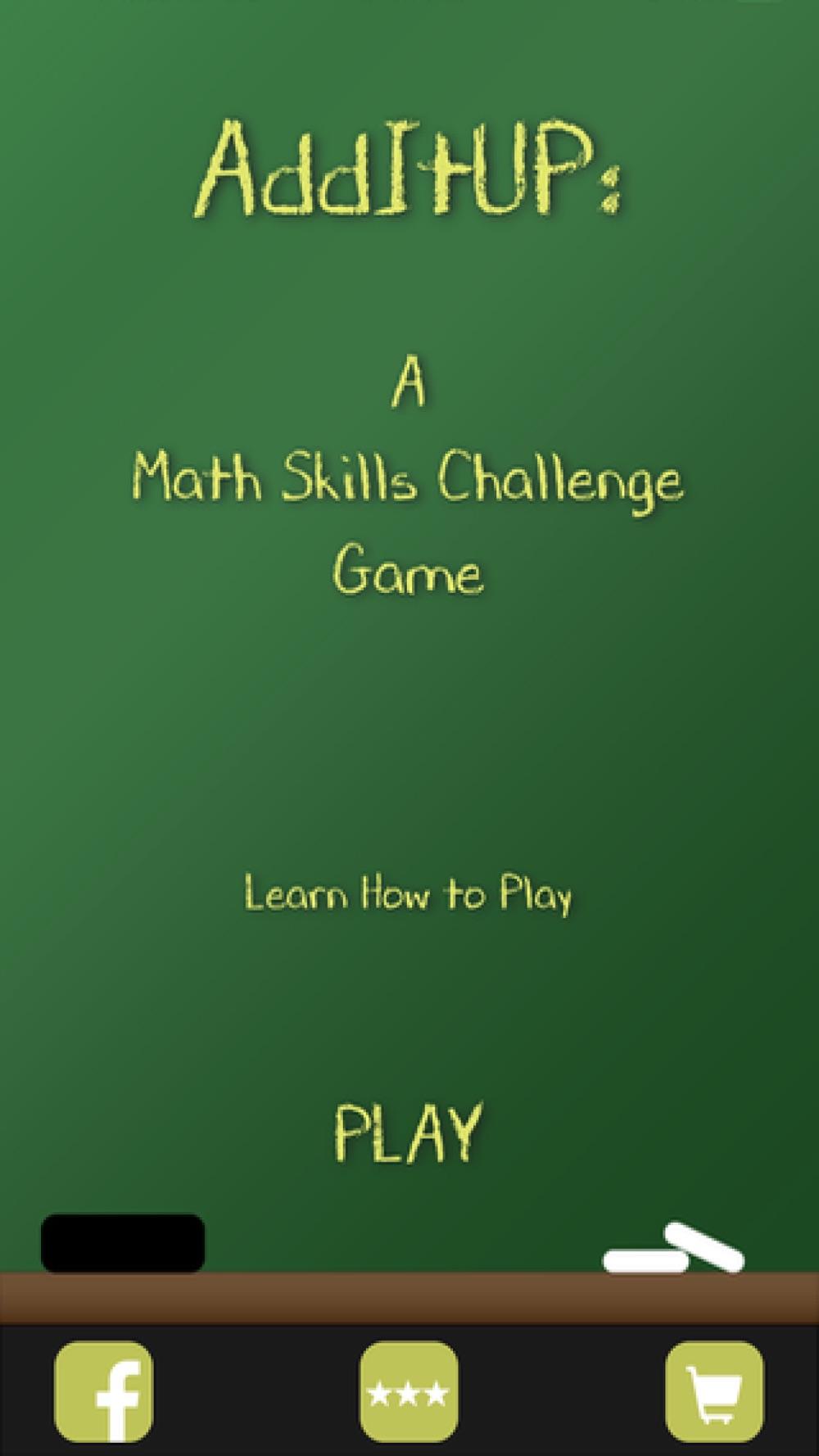 AddItUP: A Math Skills Challenge Game Cheat Codes
