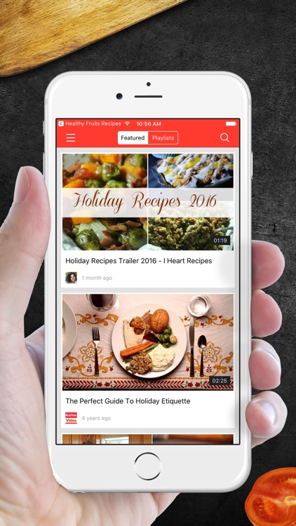 Holiday Recipes: Food recipes, healthy cooking