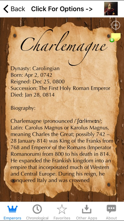 Holy Roman Emperors