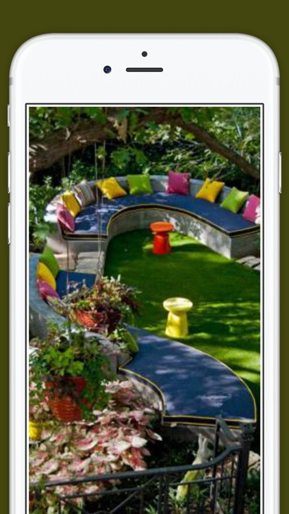 Yard & Garden designs Ideas with landscaping