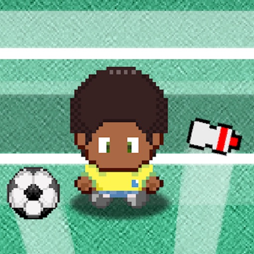 Brazil Tiny Goalkeeper