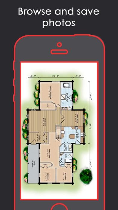 Magical Floor Plan   Layout & Home Designs catalog Screenshot
