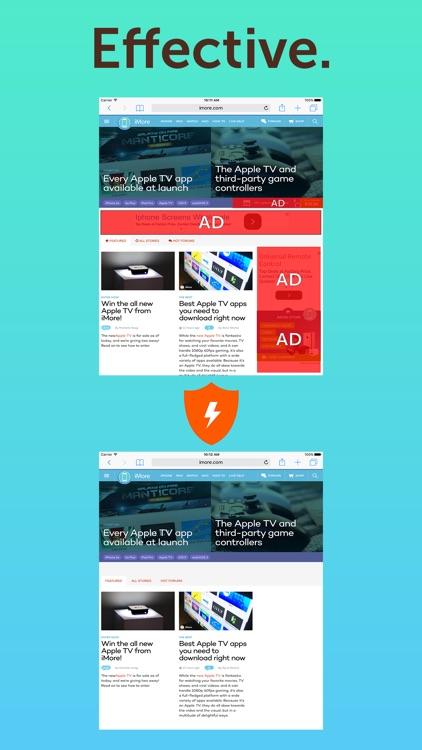 Ad Vinci Plus - Ads & Tracking Blocker for Swift Safari Web Browsing
