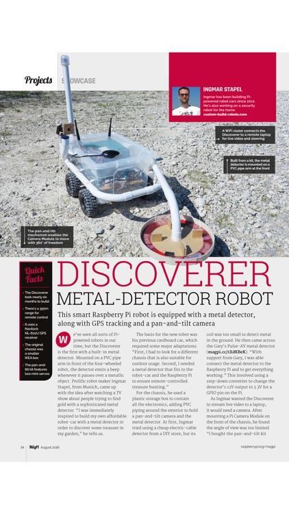 The MagPi: the official Raspberry Pi magazine screenshot-3
