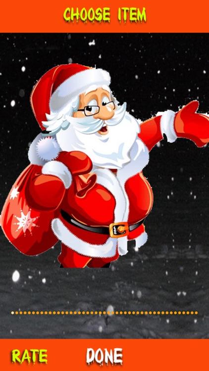 Real Santa Claus Editing Booth - Merry Christmas screenshot-3