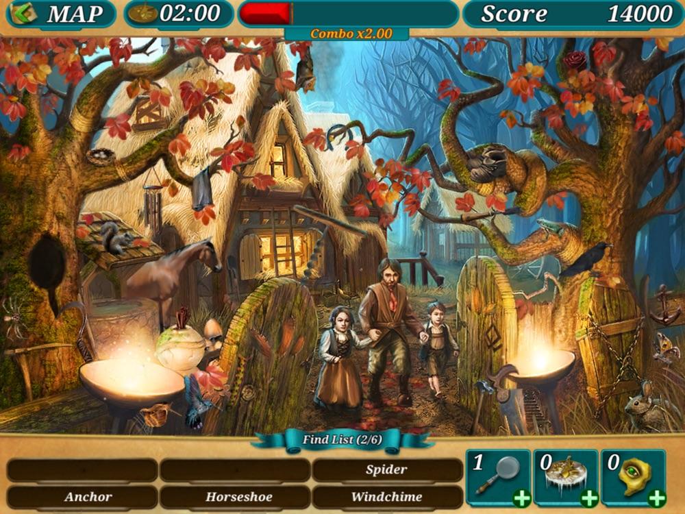 Black Forest™: Hidden Objects Fairy Tale Mystery hack tool