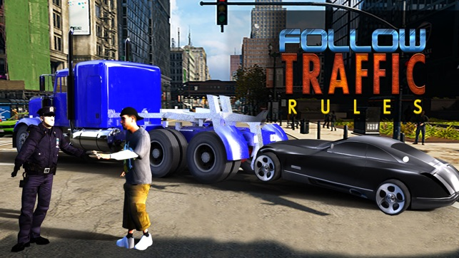 Heavy Tow Truck Driver 3D 2015 - Real trucker simulation and parking ...