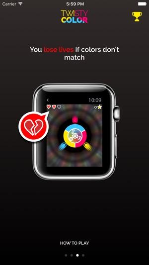 Twisty Color Screenshot