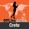 Crete Offline Map and Travel Trip Guide